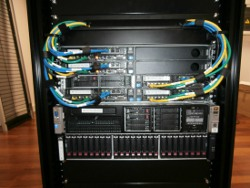 December 2014 - Science computing cluster